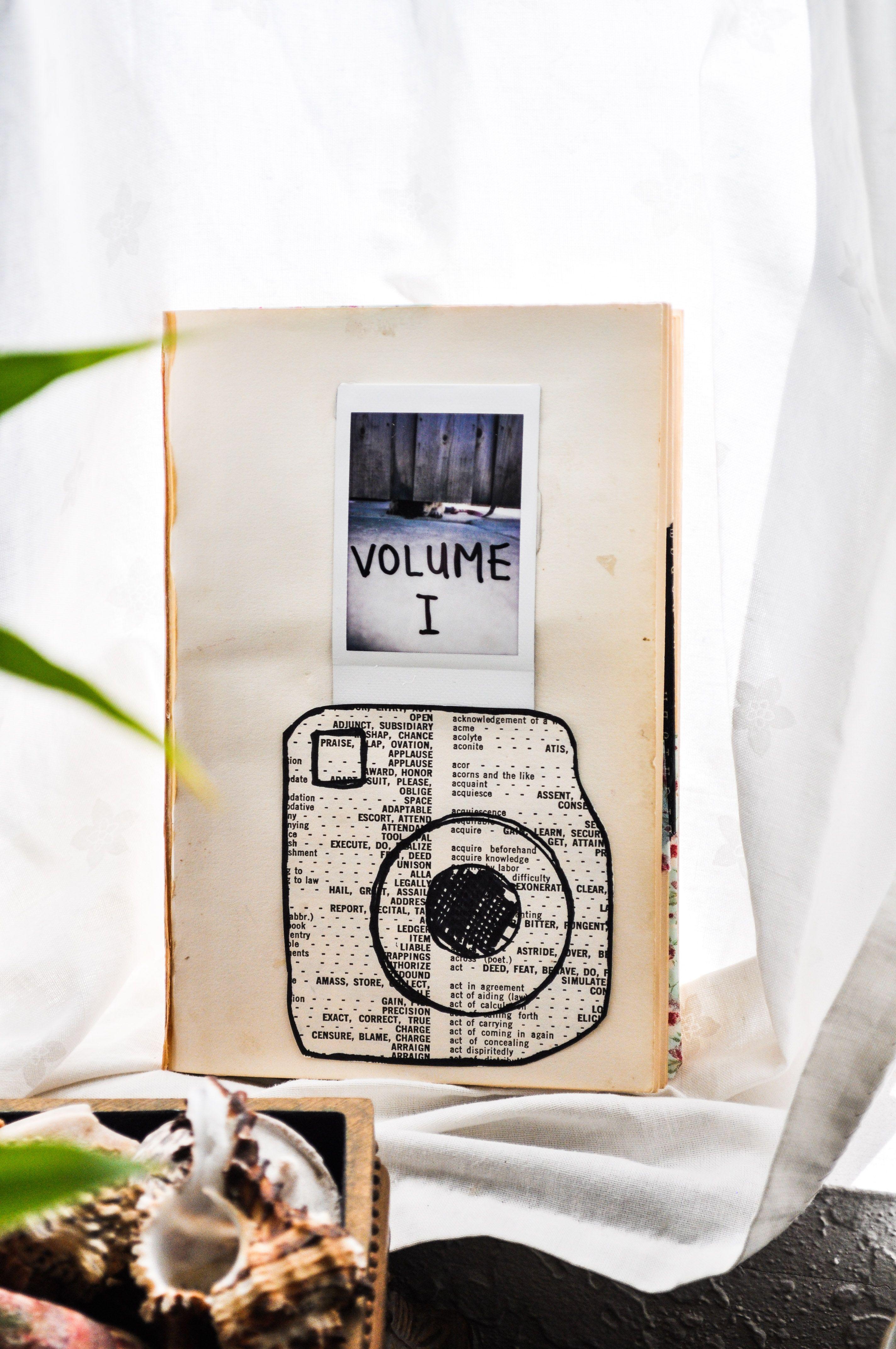 Diy instax album instax mini album photo album travel