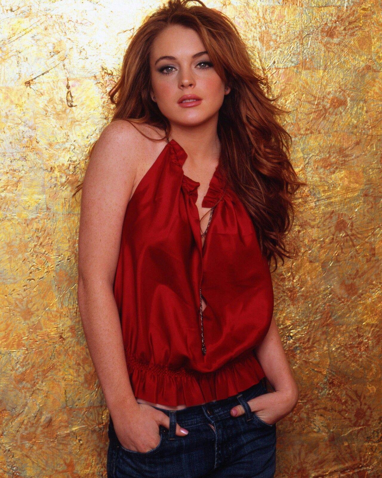 Young Lindsay Lohan nude photos 2019