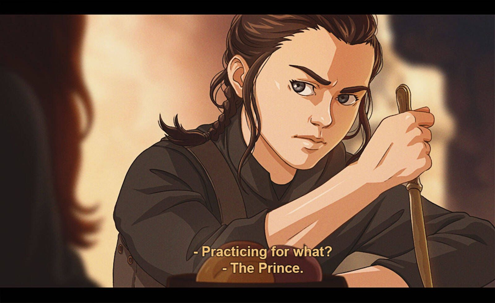 Here S The Proof Game Of Thrones Would Make A Great Animated