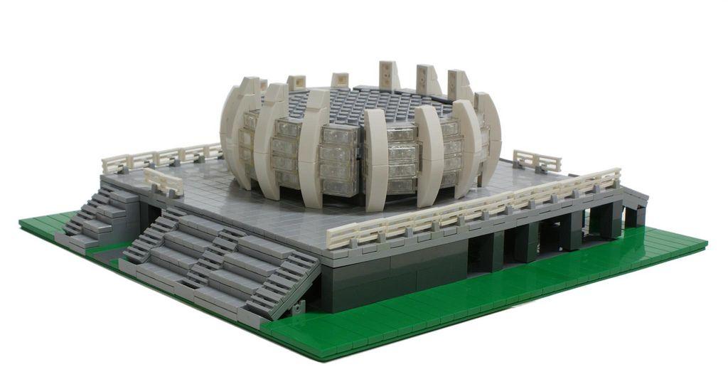 Arena Zagreb Lego Architecture Lego Lego Art