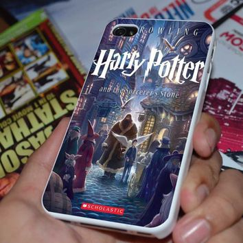 Harry Potter and the Sorcerers Stone Case for iPhone 4/4S iPhone 5/5S/5C and Samsung Galaxy S3/S4
