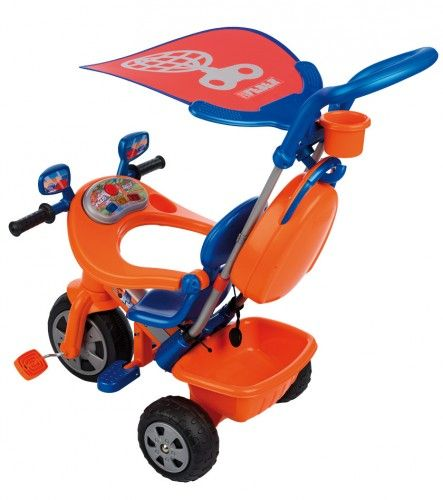 Triciclo Baby Plus Music Feber Kids Toys Juguetes Toystore