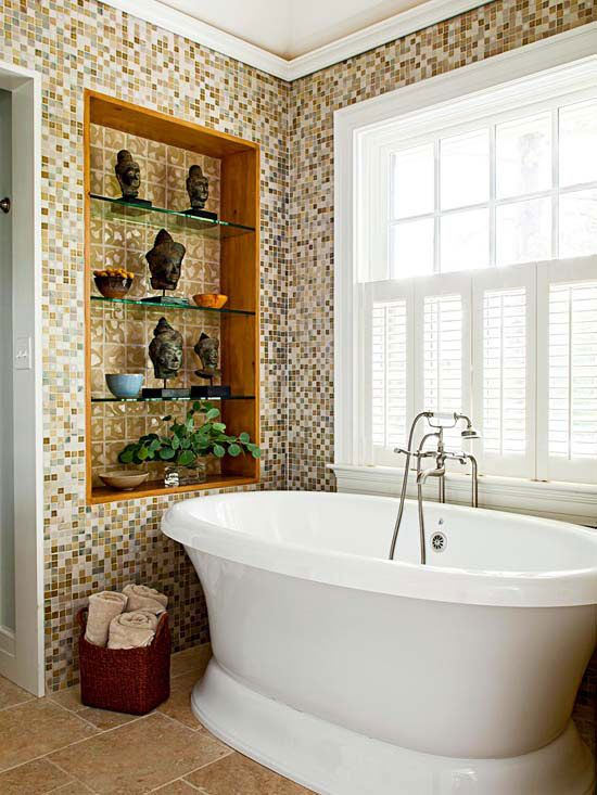 house tour fresh traditional for the home painted bathroom rh pinterest com