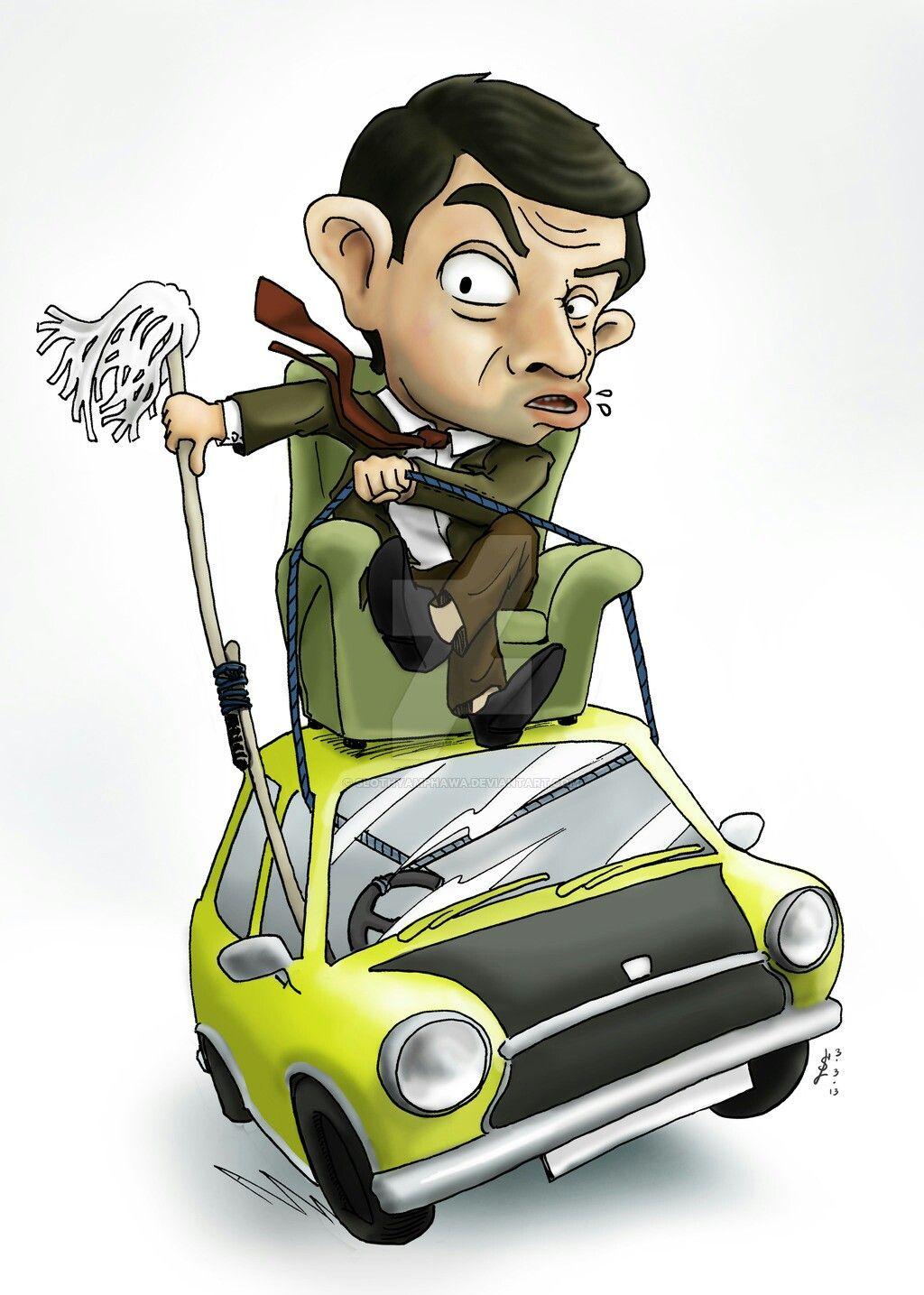 Kekselias Ja Saastavainen Mr Bean Cartoon Mr Bean Mr Bean Funny