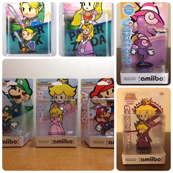 Kiick Ash On With Images Amiibo Nintendo Amiibo Paper Mario