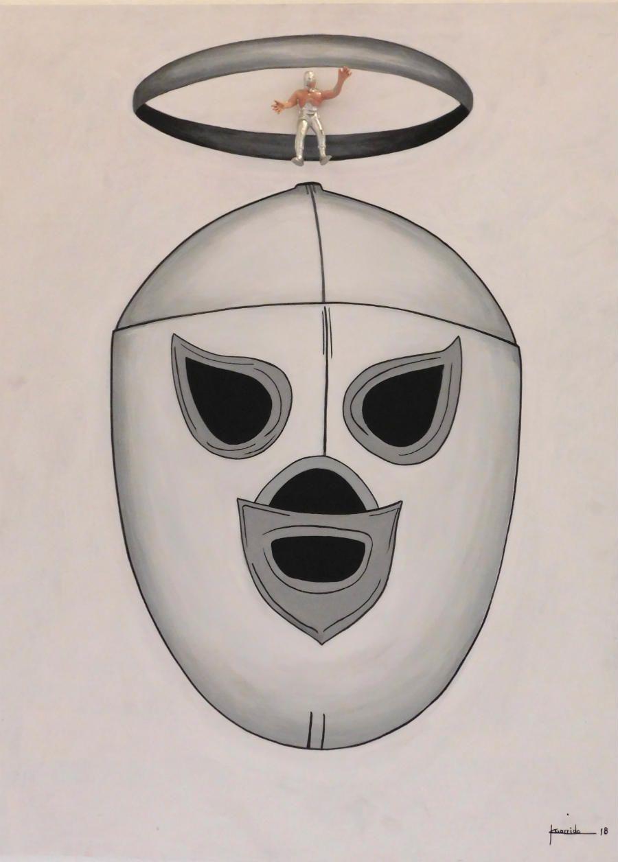 El Santo El Enmascarado De Plata El Enmascarado De Plata Enmascarado Mascaras De Luchadores
