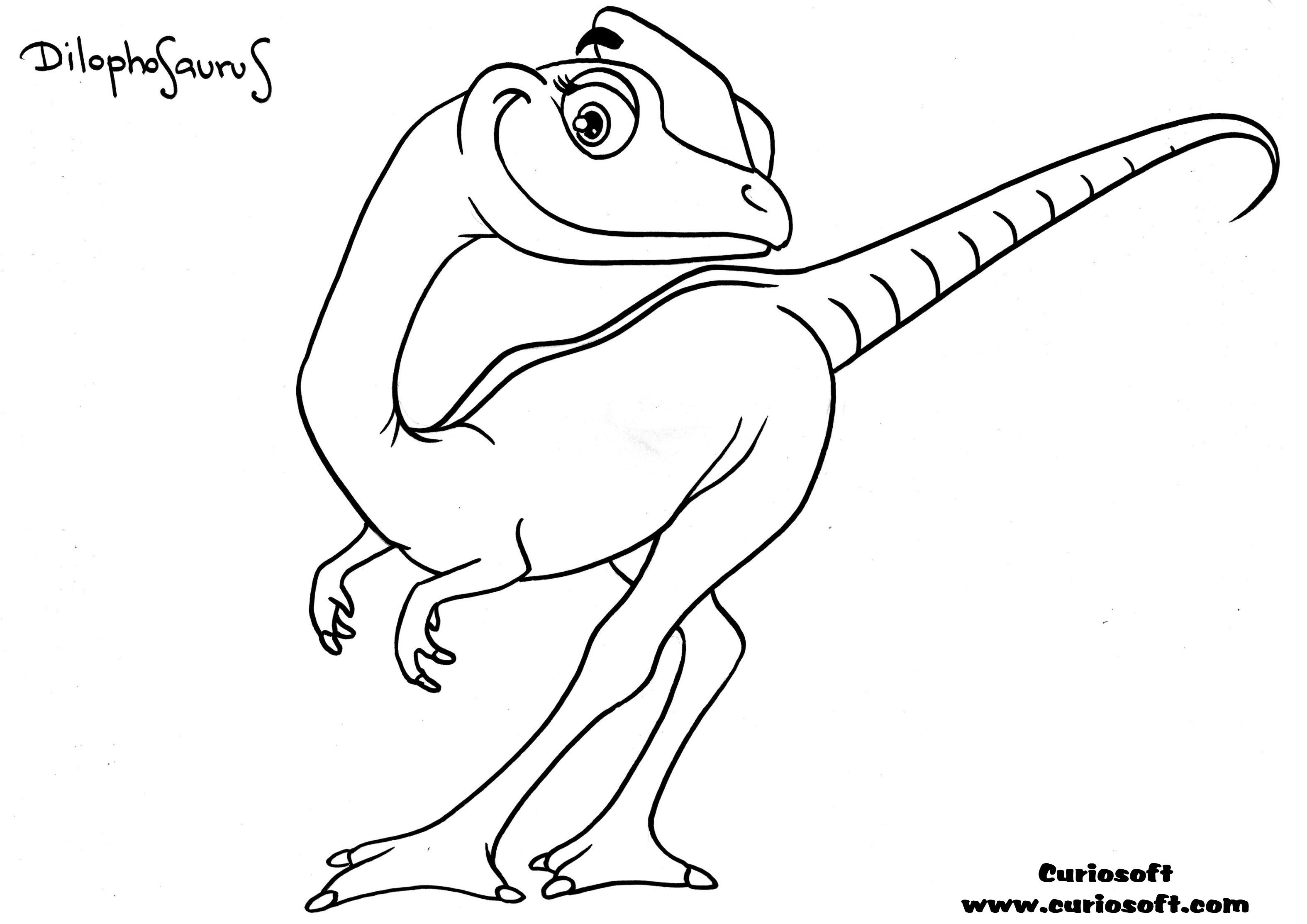 Free Kids Games Coloring Pages Dinosaur Coloring Pages