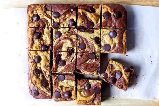 Peanut Butter Swirled Brownies Smitten Kitchen With Images