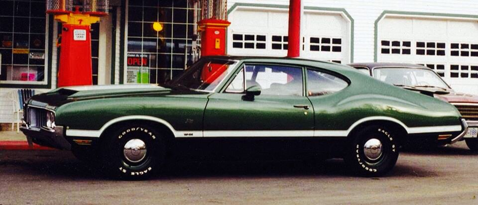 70 Oldsmobile F85 W31 Oldsmobile Muscle Cars American Muscle Cars