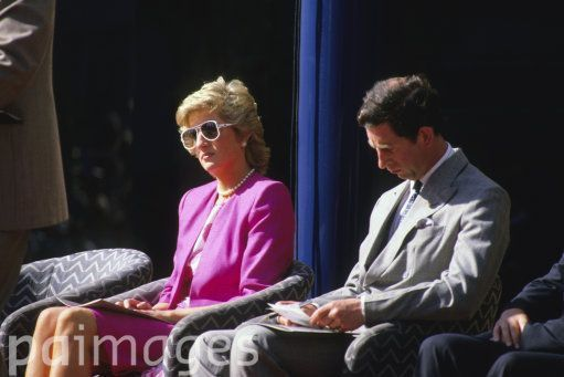 January 30, 1988: Prince Charles & Princess Diana opening Illawarra Performing Arts Centre