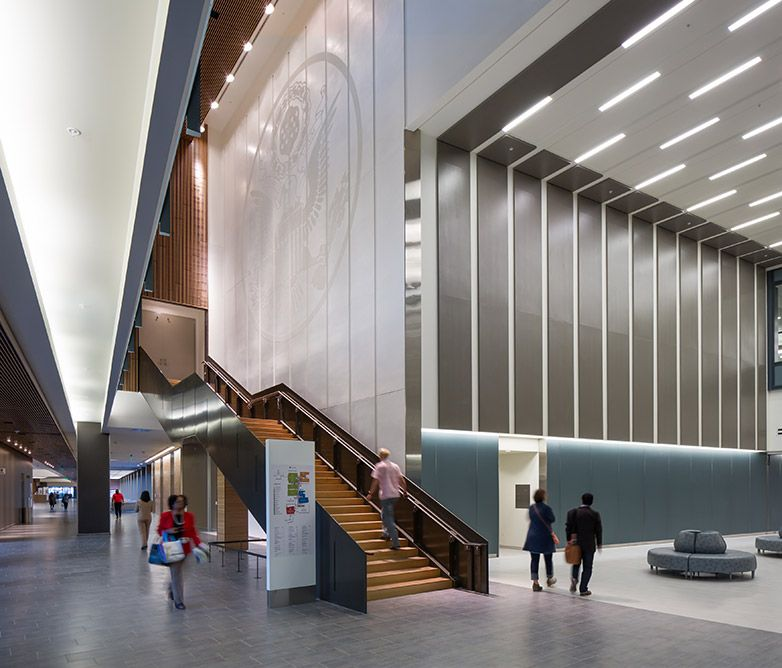 SLVHCS, Replacement Medical Center Healthcare design