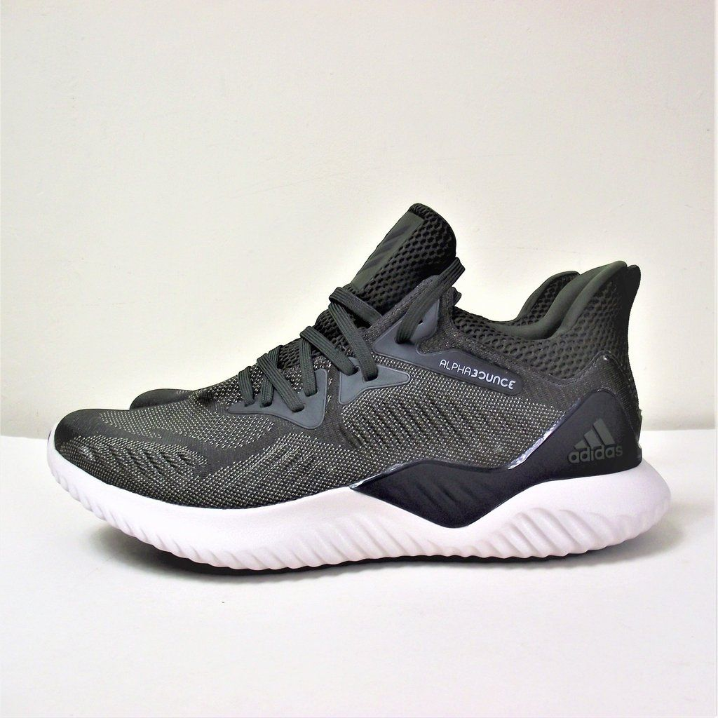 72f471d1b Adidas AlphaBounce Beyond Course A Pied running trainers size 9 UK ...