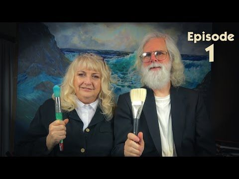 Photo of RAS 101 EP6 – Ginger Teaches Jon to Paint Lesson #1