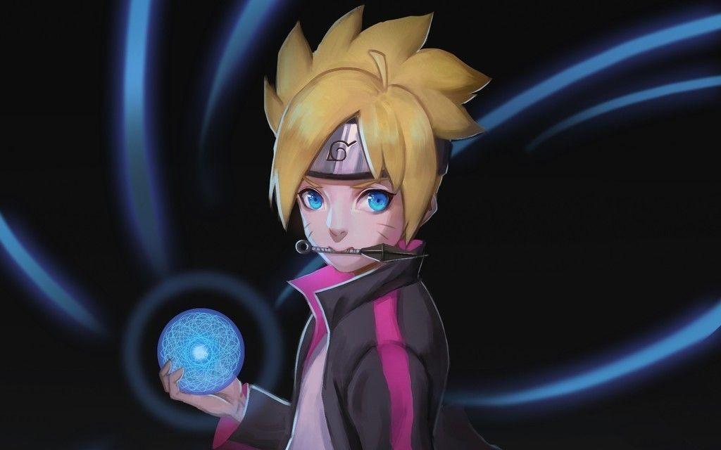 Boruto Uzumaki Naruto Naruto Shippuden Anime Boy Art Wallpaper