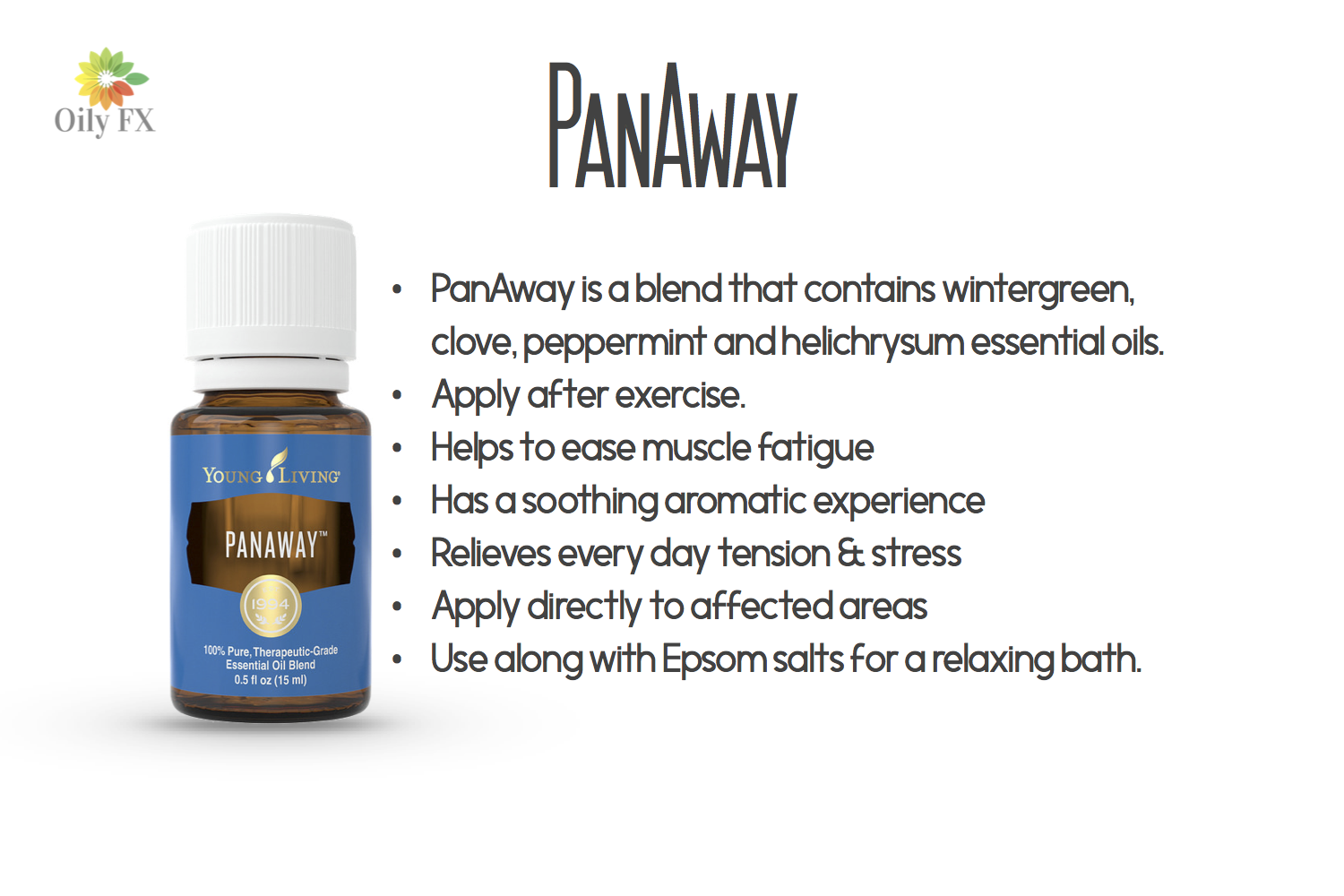 Panaway Copy Png Essential Oil Blends Essential Oils Muscle Fatigue