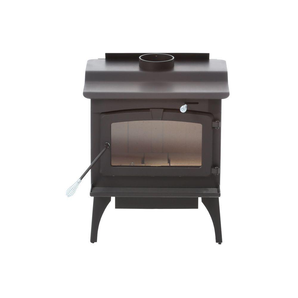 Pleasant Hearth 2 200 Sq Ft Epa Certified Wood Burning Stove