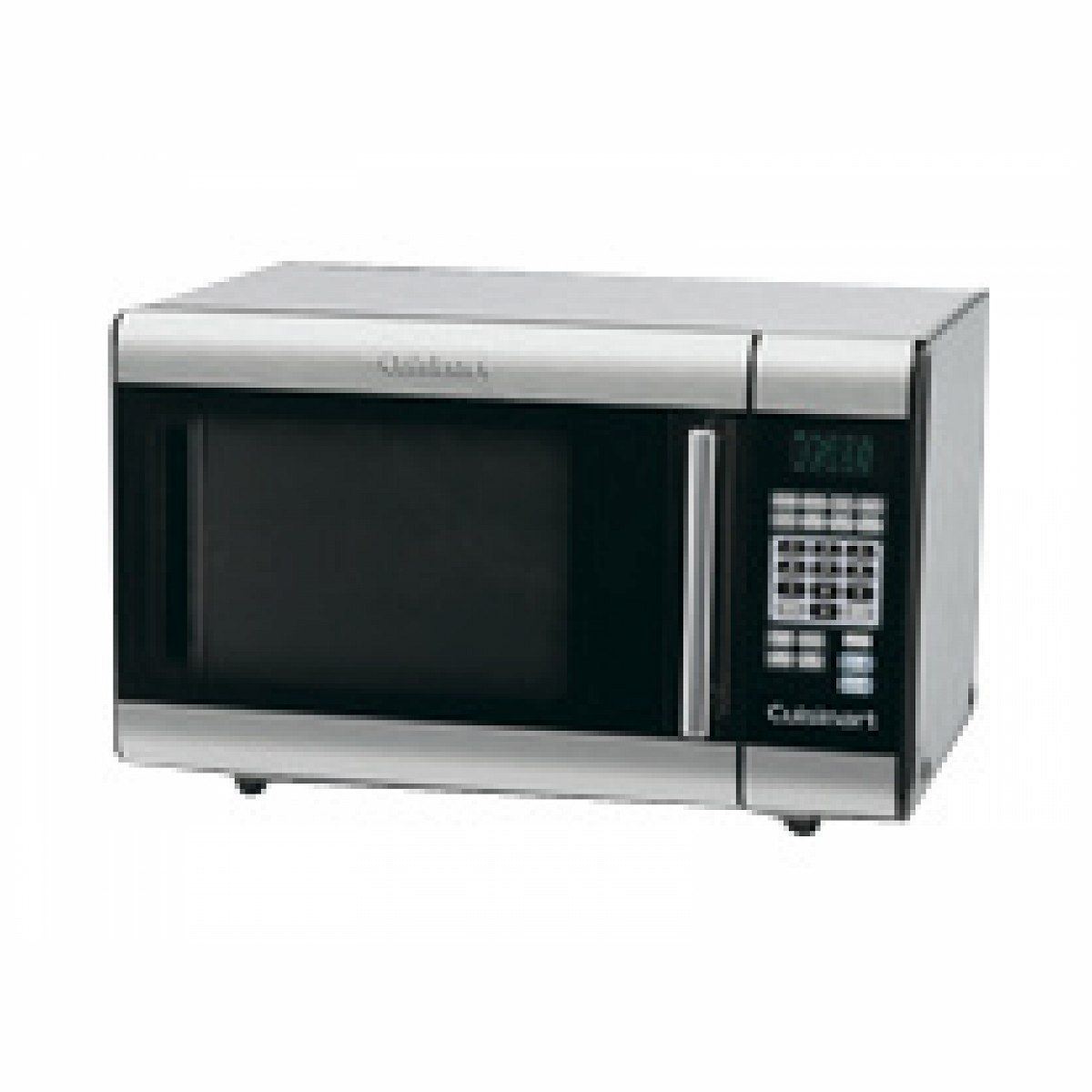 Cuisinart CMW-100 - Microwave oven - freestanding - 1 cu. ft - 1000 W - stainless steel
