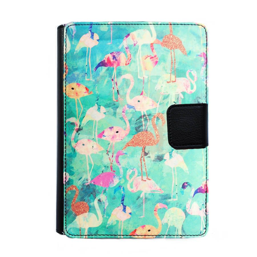 Flamingo Party tablet case