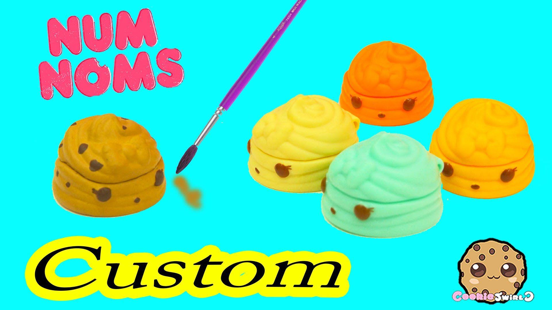 Diy custom painting num noms lip gloss toy do it yourself craft diy custom painting num noms lip gloss toy do it yourself craft cookie solutioingenieria Gallery