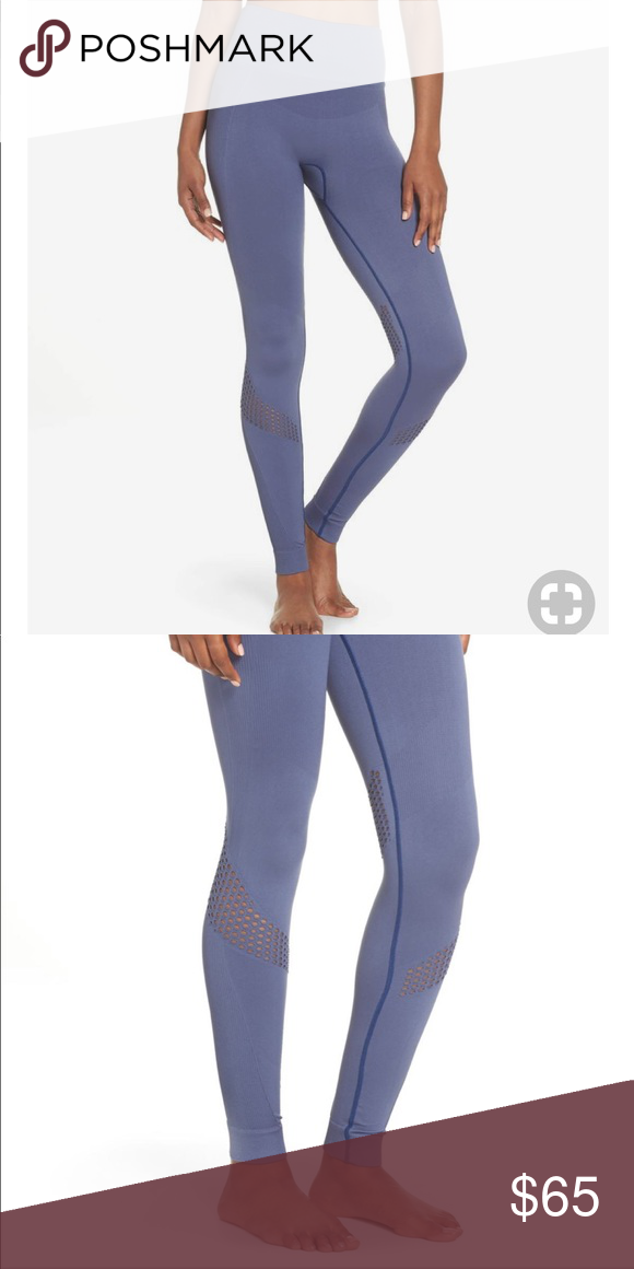b8e856cbf93cd NEW • Alala • Seamless Tights Dark Ice Blue Medium - Alala - Women's - Seamless  Tights / Leggings - Dark Ice Blue - Size Medium - New with Tags Alala Pants  ...