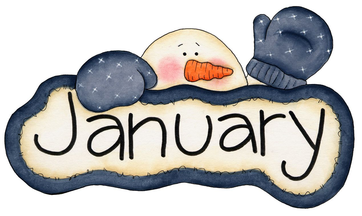 jazzy january holidays january winter and hello january rh pinterest com clip art january birthdays clip art january snow