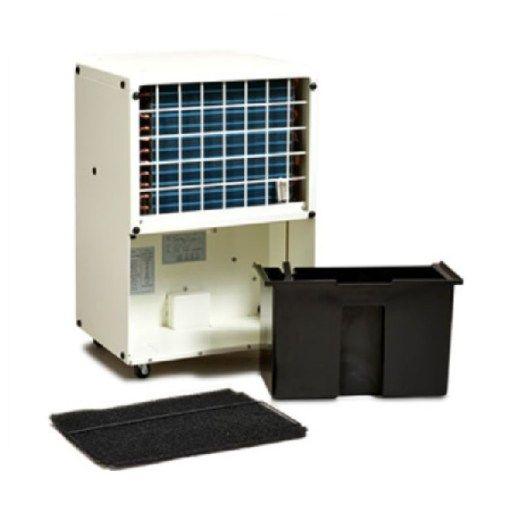 Dh Series Basement Dehumidifier For Industrial Dehumidification Having Capacity Of 30 Pint Dehumidifier Dehumidifiers Server Room Locker Storage