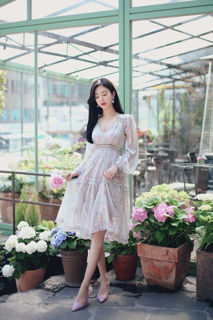 Milkcocoa Daily 2018 Feminine Classy Look Vacance Fashion