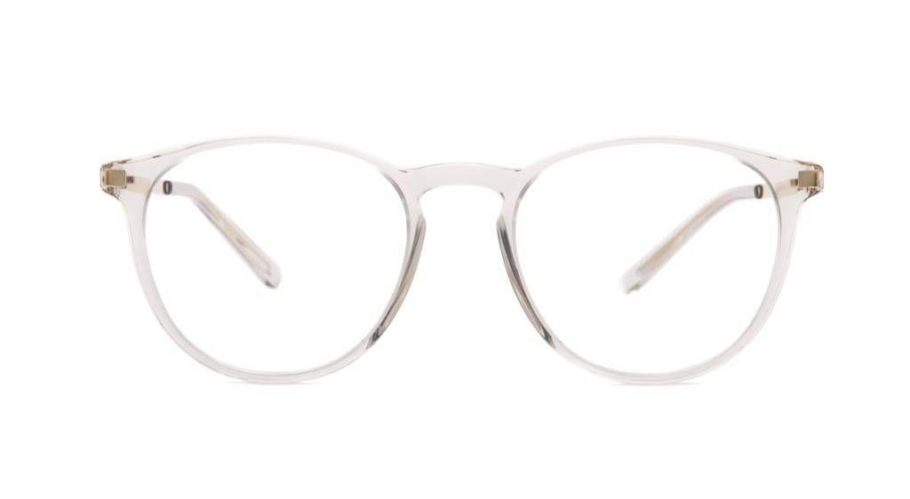 Federleichte Transparente Brille Von Mykita In Panto Rund Brille Trends Marken