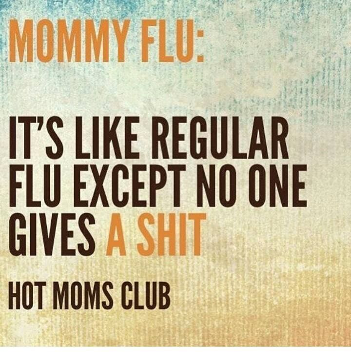 Being A Mom Hot Moms Club Sick Humor Vintage Funny Quotes