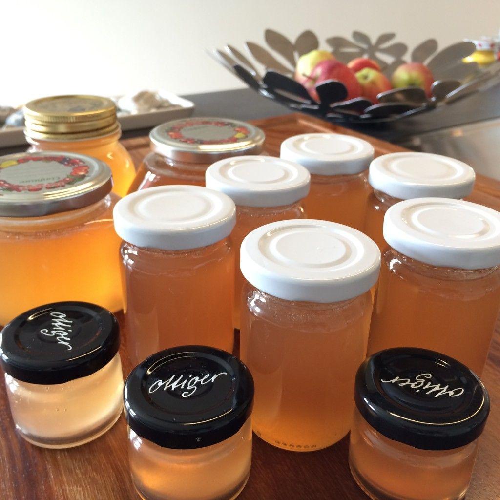Rezept fürs Einmachen von Äpfeln: Apfel-Gelee für die ganze Familie schnell & einfach selber gemacht