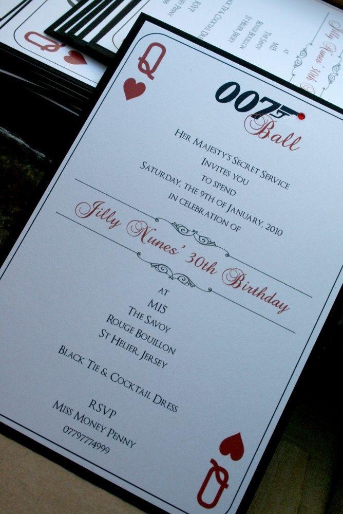007 Elegant Invitation 007 Elegant Invitation