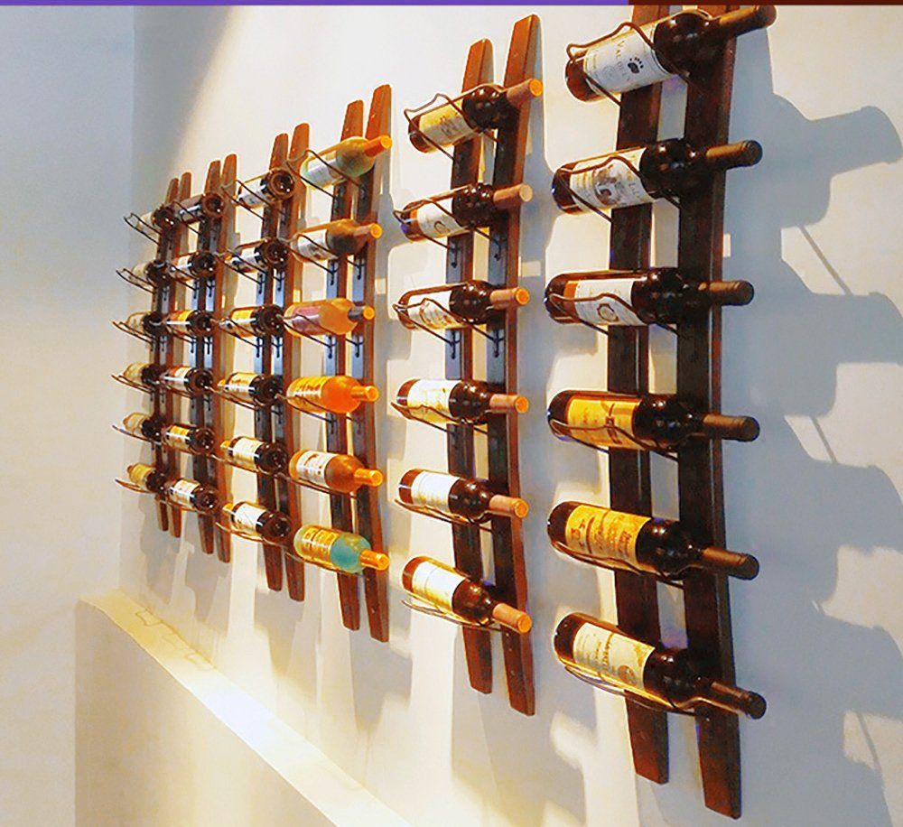 Best Wooden Wine Racks 2019 The Best Wine Racks For Home Hanging Wine Rack Wine Rack Wall Wall Mounted Wine Rack