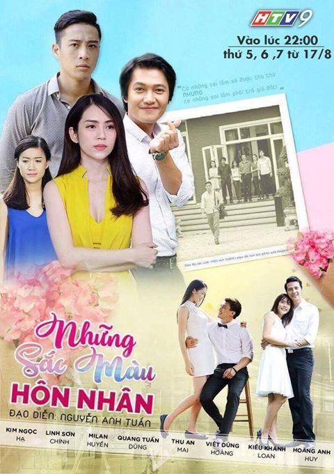 Phim Những sắc màu hôn nhân | HTV9