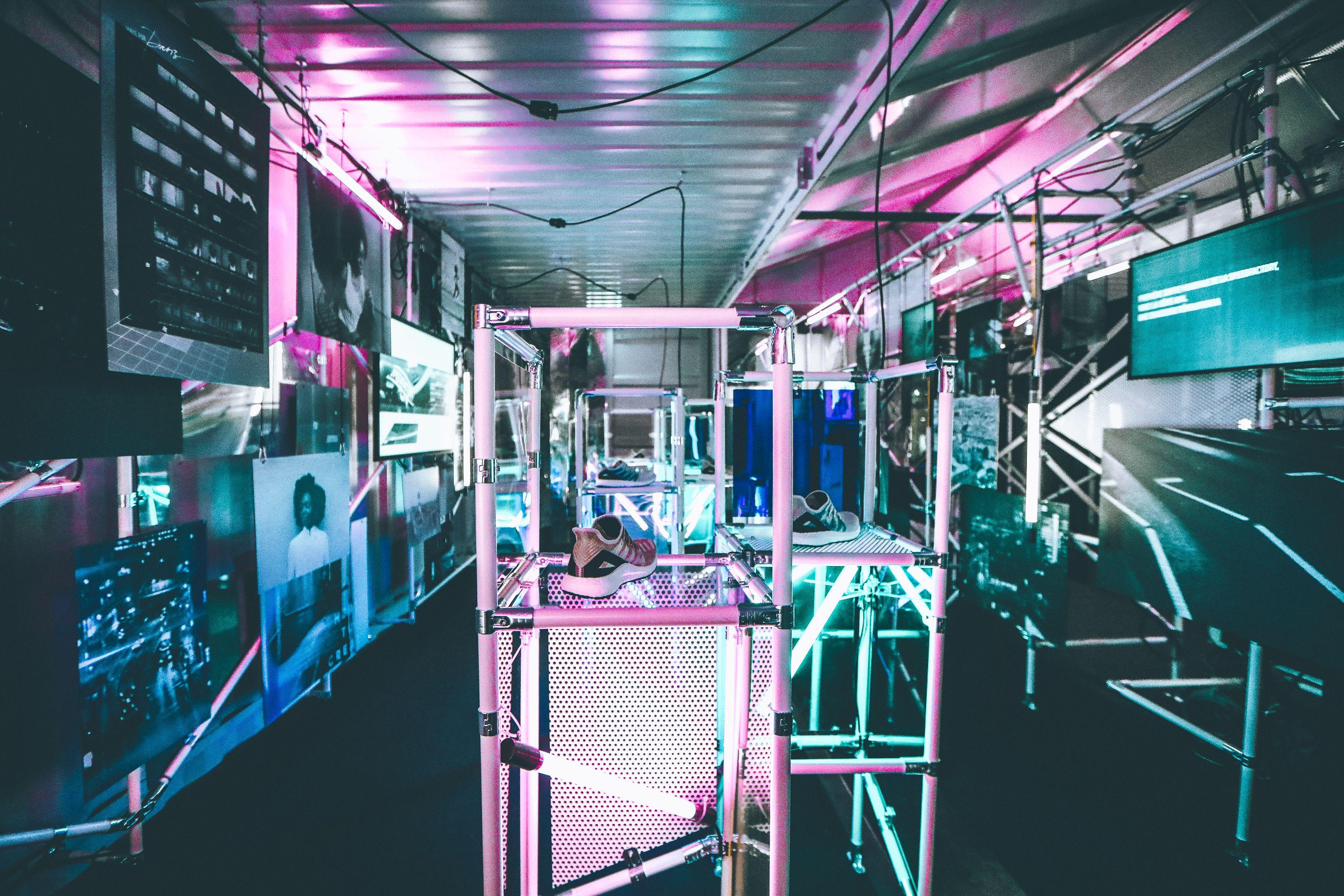 half off bb8ec 14e6e adidas SpeedFactory Futuristic Universe by Flora Métayer – Fubiz Media