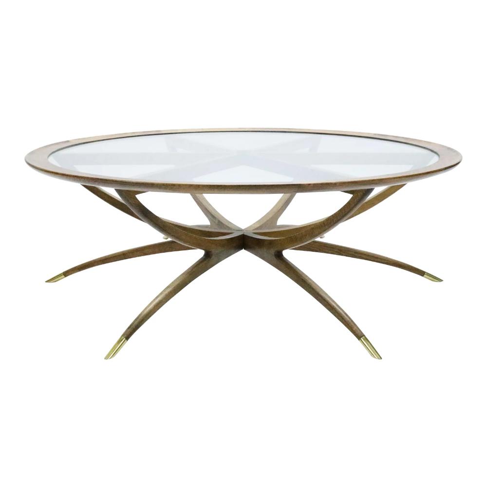 1960s Danish Modern Spider Leg Coffee Table Chairish Coffee Table Spider Legs Danish Modern [ 1000 x 1000 Pixel ]