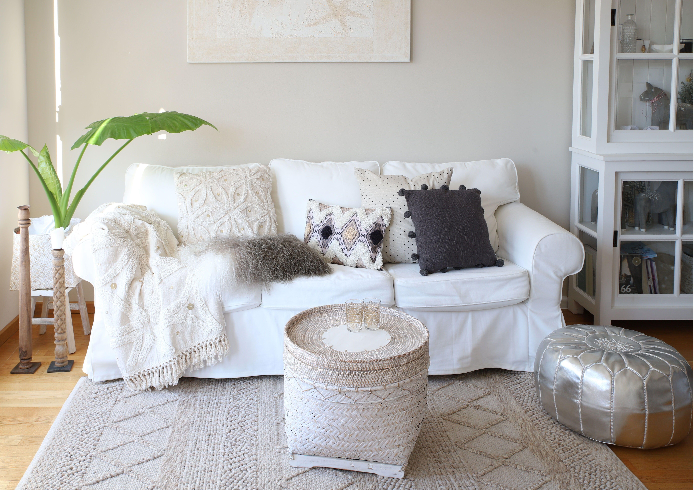 sofa kissen style auf der basis des meist gekauften ikea sofas rh pinterest com