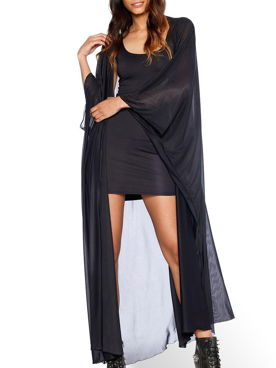 The Sheer Priestess (WW $99AUD / US $80) by Black Milk Clothing