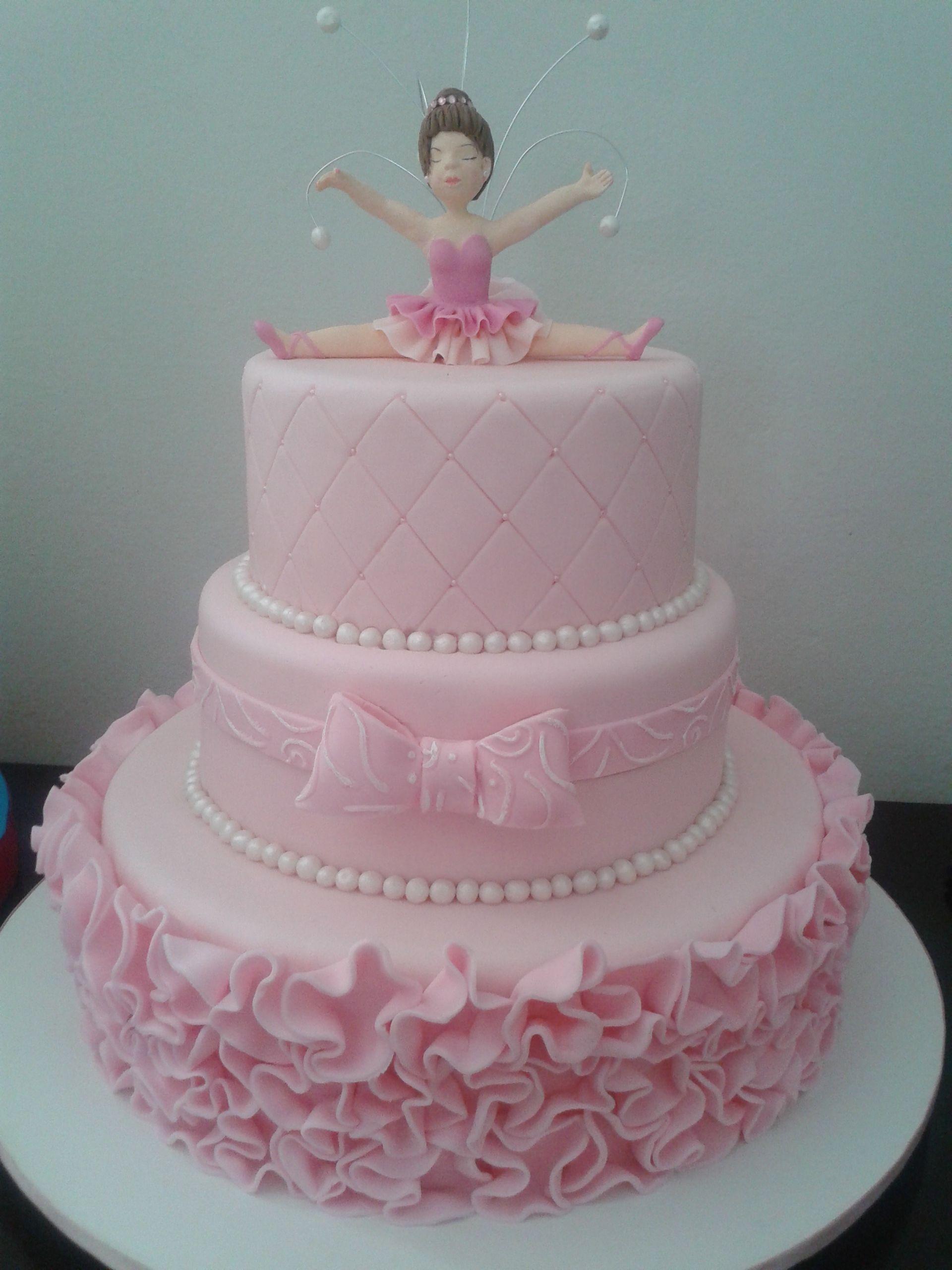 bolo de bailarina cake figures pinterest cake ballerina and birthday cakes. Black Bedroom Furniture Sets. Home Design Ideas