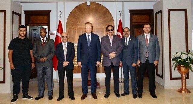 Trabzon'a Arap İlgisi Artarak Devam