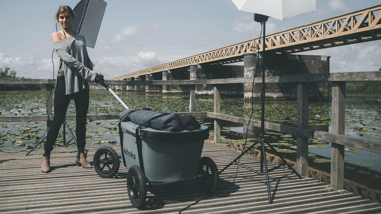 Kyboka outdoor carts & gear Kyboka Bollerwagen, Im
