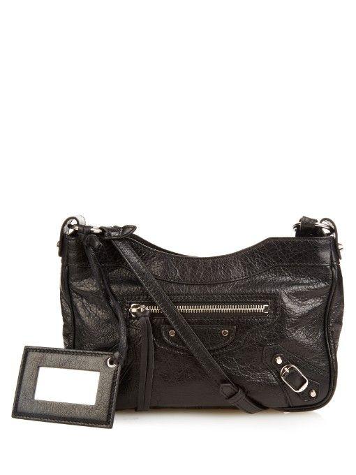 bf50c94e290 Balenciaga Classic Hip cross-body bag   BAGS   Pinterest   Bags ...