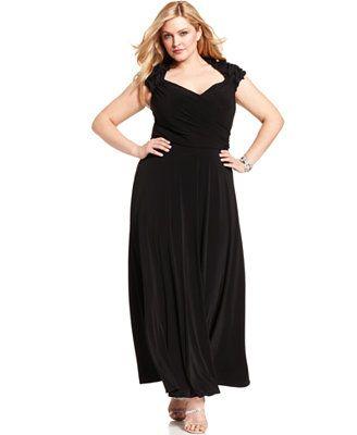 Patra cocktail dresses plus size