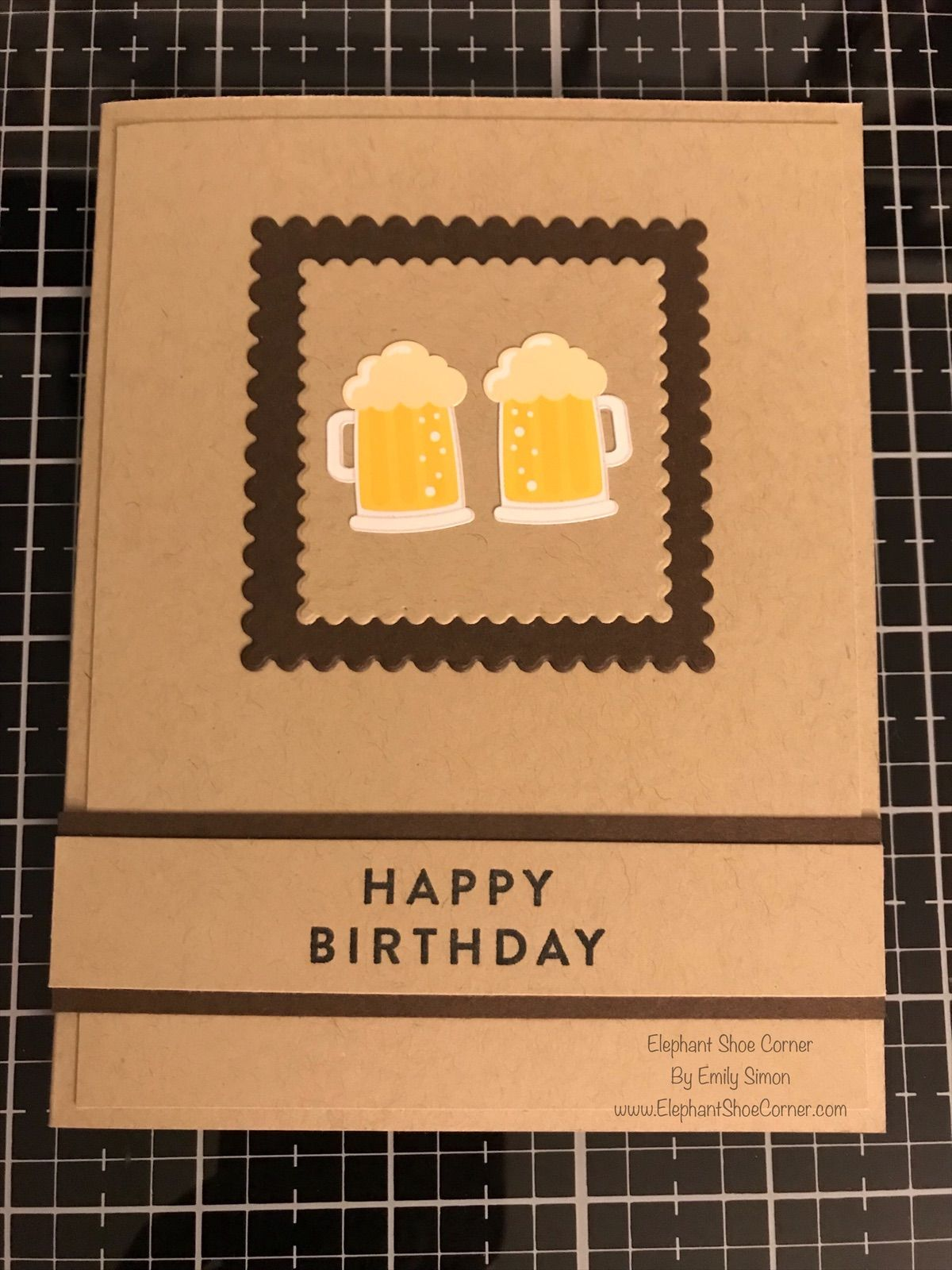 National Beer Day, Simon Says Stamp, SSSCK June 2018 and