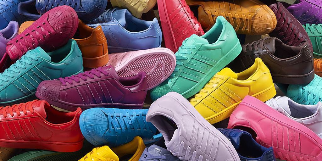Pharrell Williams x adidas Originals