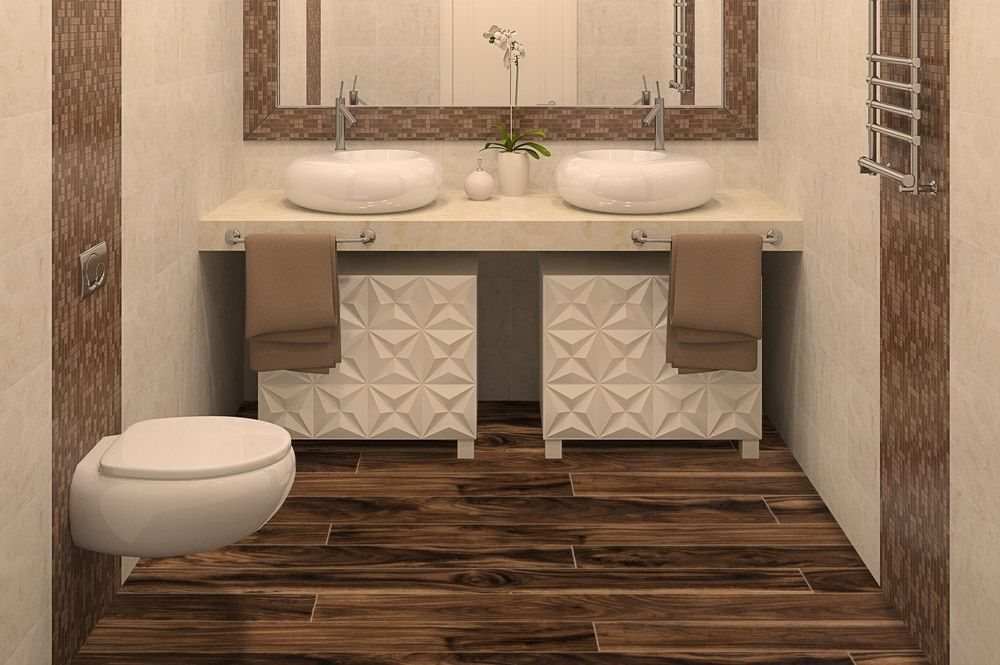Bored To Floored Laminate Floor Accent Wall Diy Laminate Flooring On Walls Flooring On Walls Laminate Wall