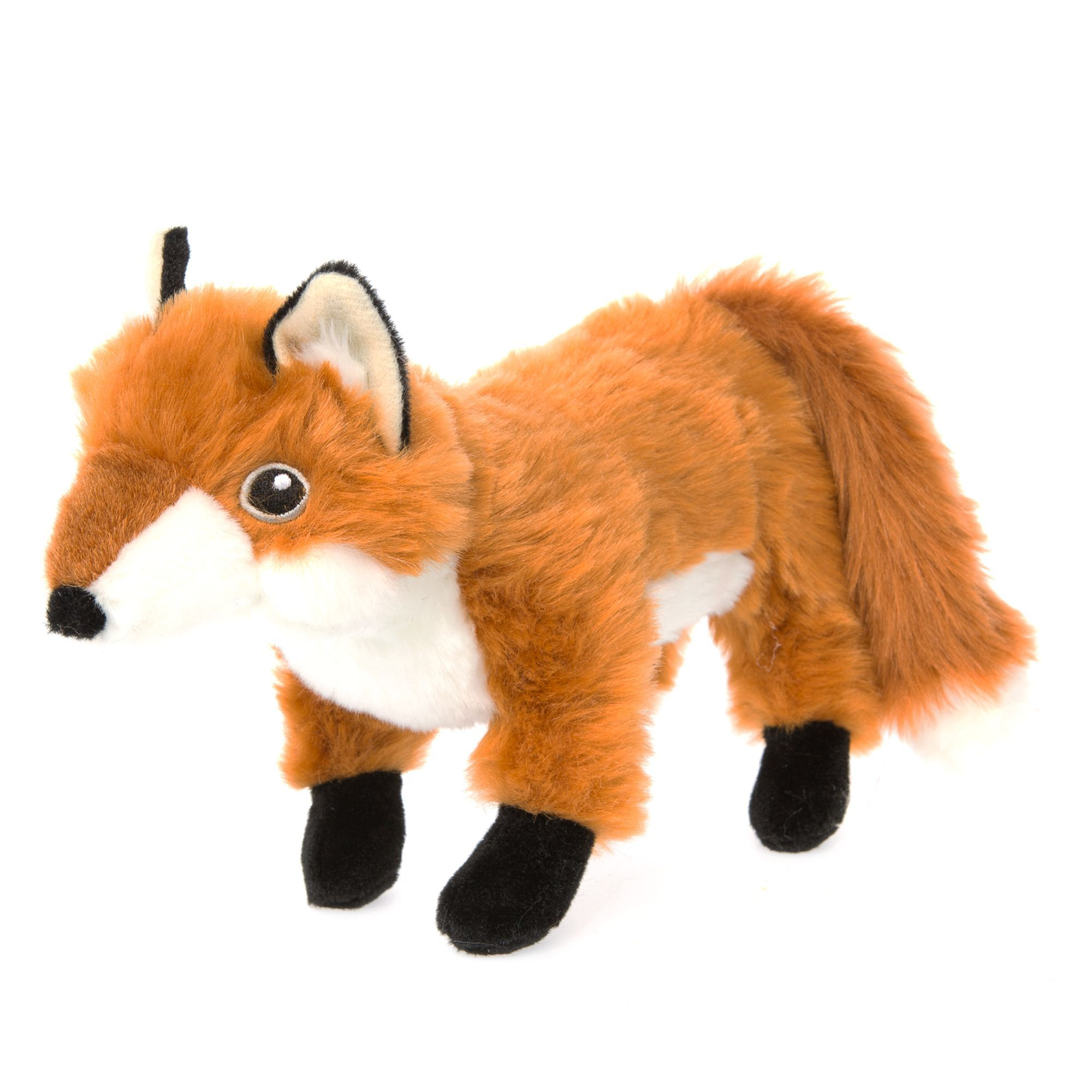 Toys R Us Pets Fox Dog Toy Plush Squeaker In 2019 Dog Toys