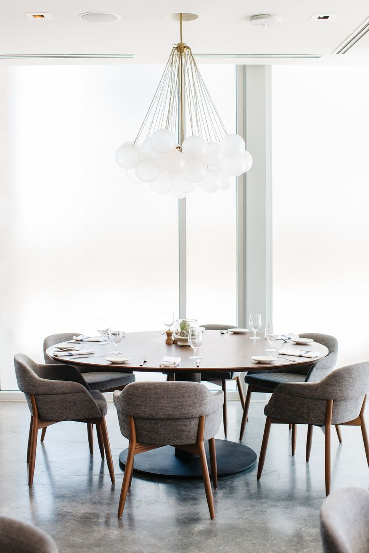 mid century style with contemporary flair bubble