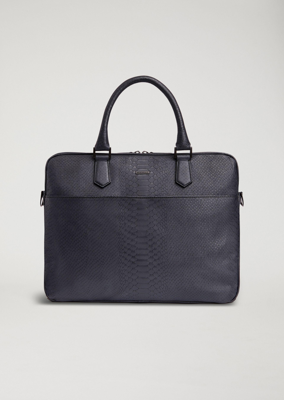 a3ec7844ebf5 EMPORIO ARMANI BRIEFCASES - ITEM 55017143.  emporioarmani  bags  shoulder  bags  leather