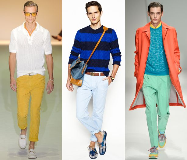 Shopping Guide: Colorful Chinos You Can Actually Wear This Spring ...
