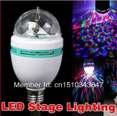 Psychedelic Lamp Light Projector Disco Ball Party Sound Activated with Remote